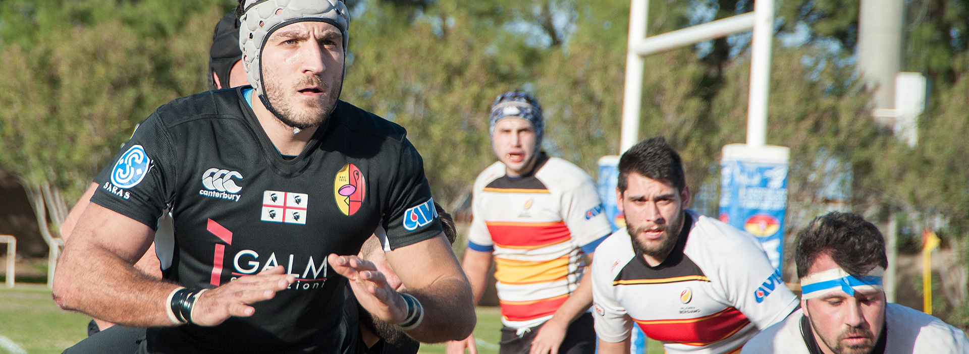 Rugby Capoterra vs Rugby Bergamo