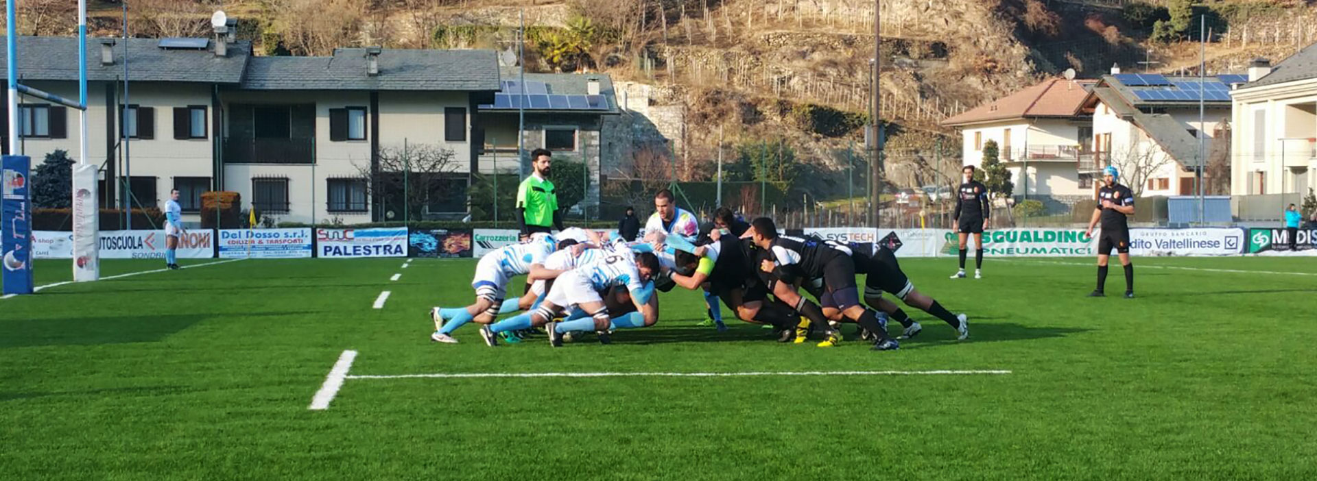 Rugby Sondrio vs Rugby Capoterra