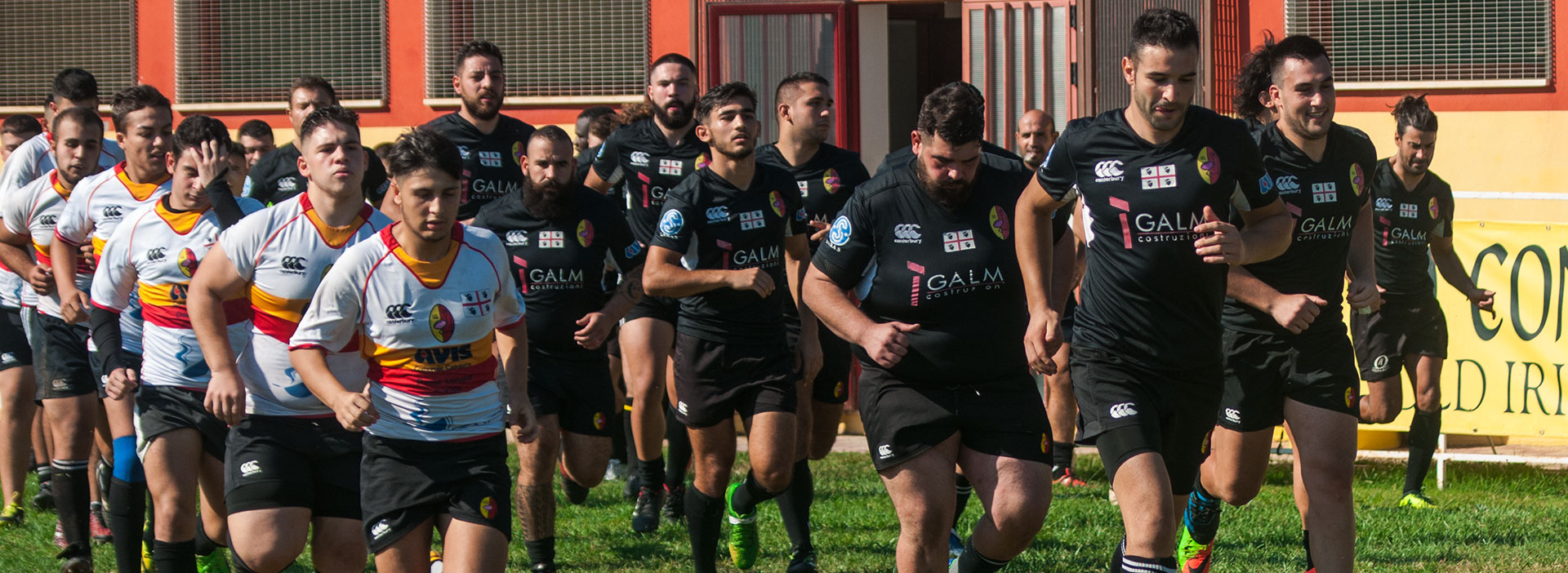 Rugby Genova vs Rugby Capoterra