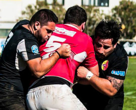 Rugby Capoterra vs Piacenza