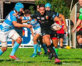Sondrio Rugby vs Rugby Capoterra