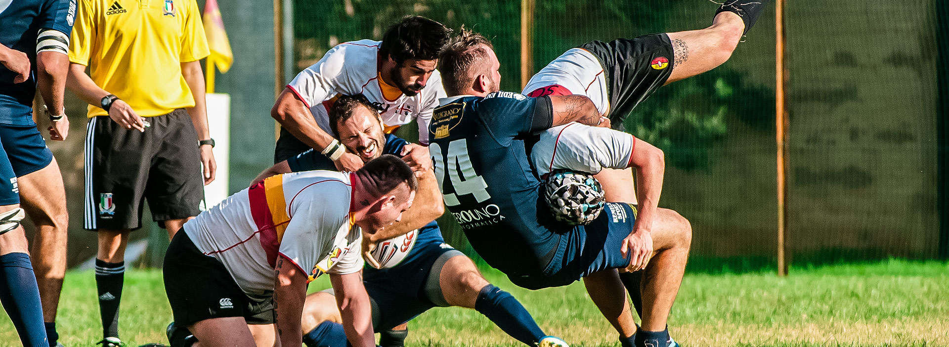 Rugby Capoterra vs Rugby Rovato