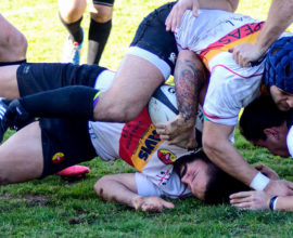 Rugby Capoterra vs Rugby Varese