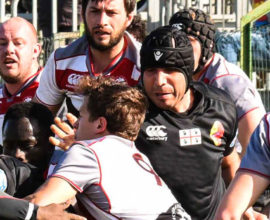 Rugby Capoterra vs Monferrato