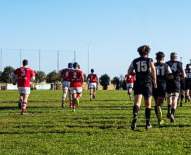 Varese vs Rugby Capoterra