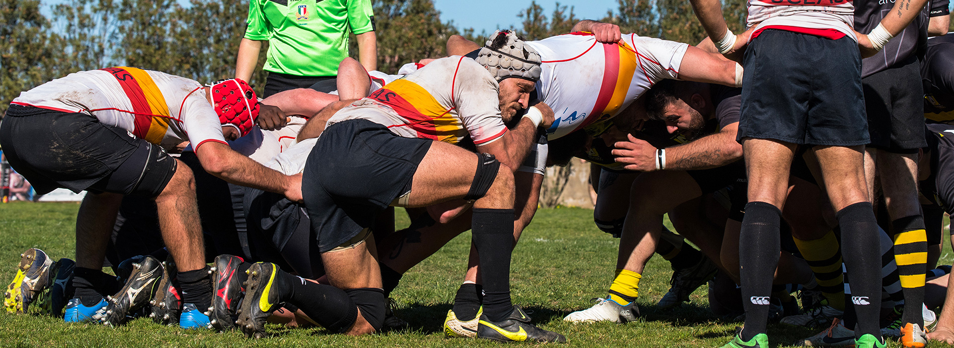 Rugby Capoterra vs AU Rugby Milano