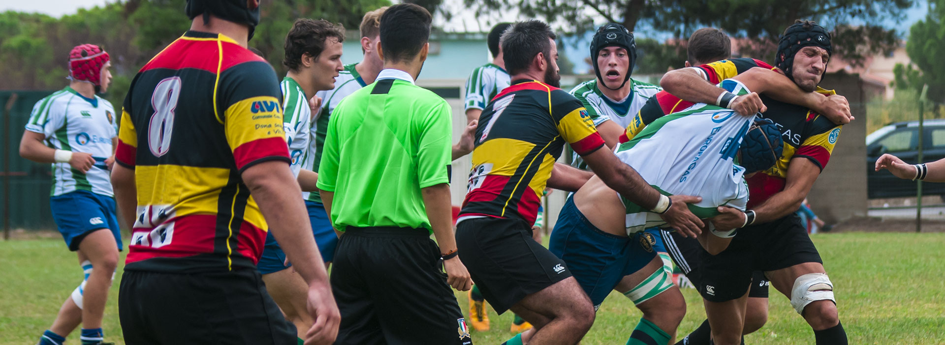 Cus Milano vs Rugby Capoterra