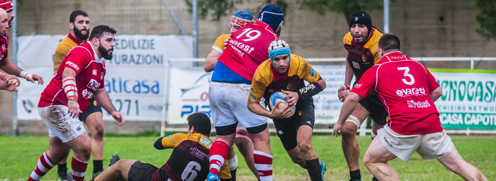 Rugby Capoterra vs Varese