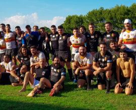 Rugby e solidarietà fanno meta